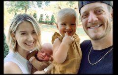 Tyler Hubbard's Daughter