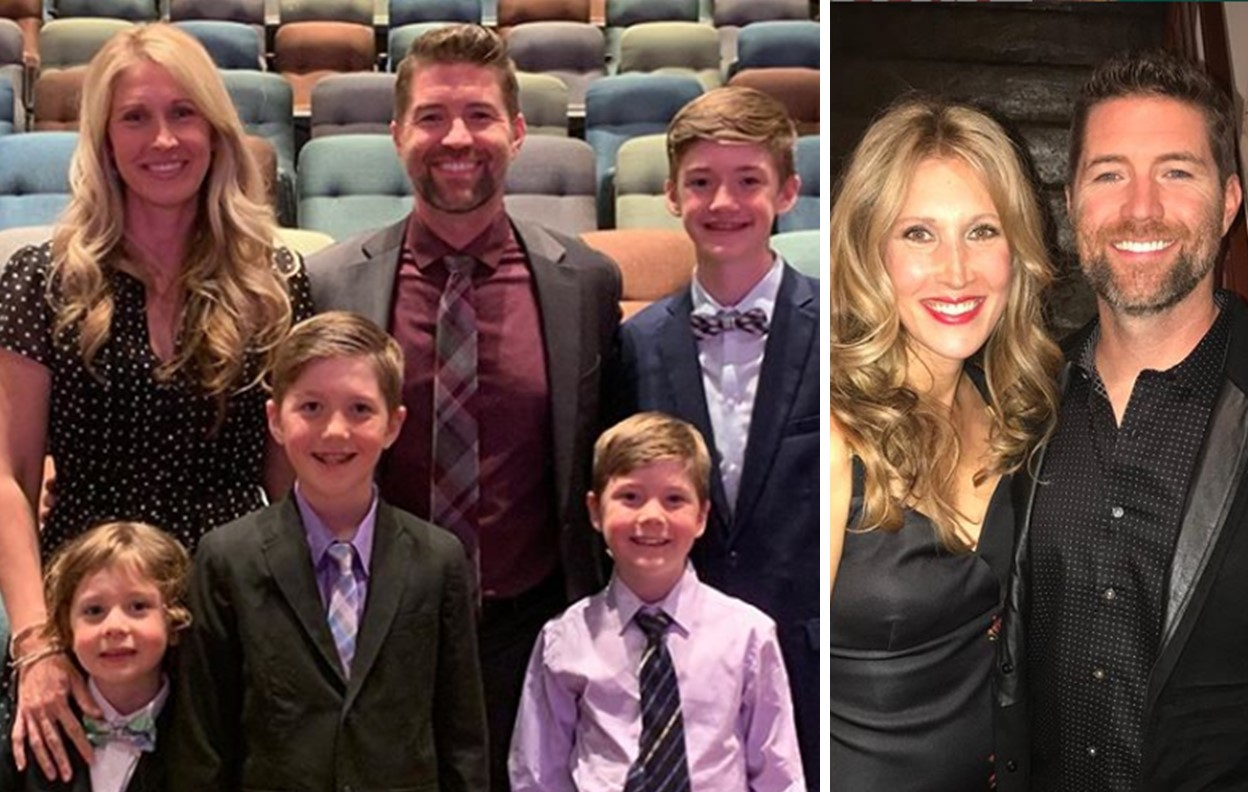 Josh Turner's Family