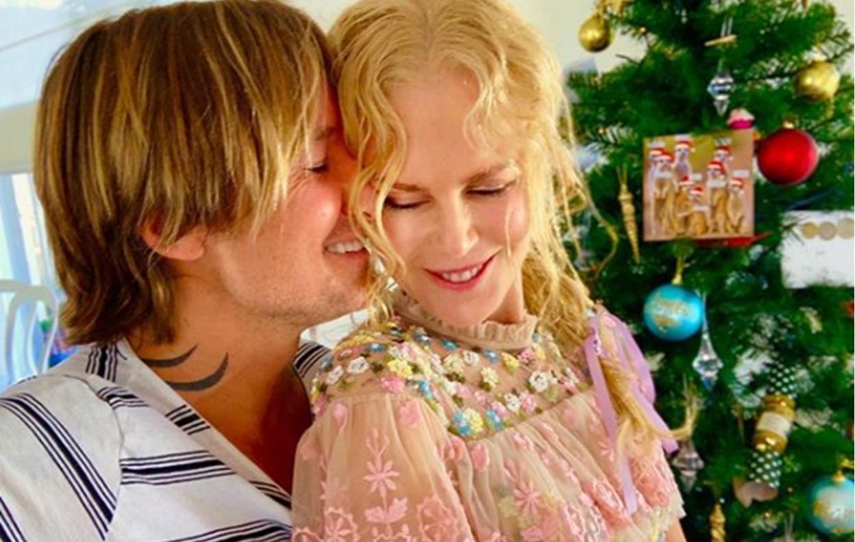 Keith Urban's Christmas