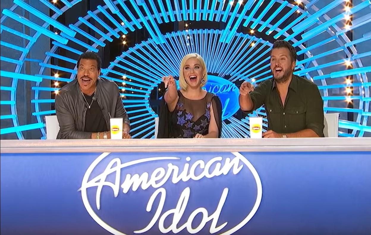 Luke Bryan's American Idol