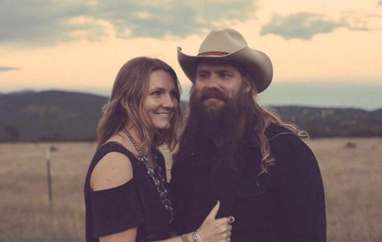 Chris Stapleton's Wife