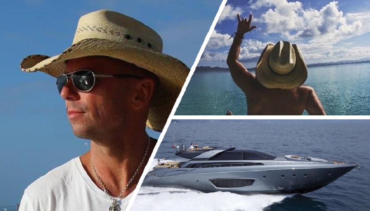 Kenny Chesney's Boat