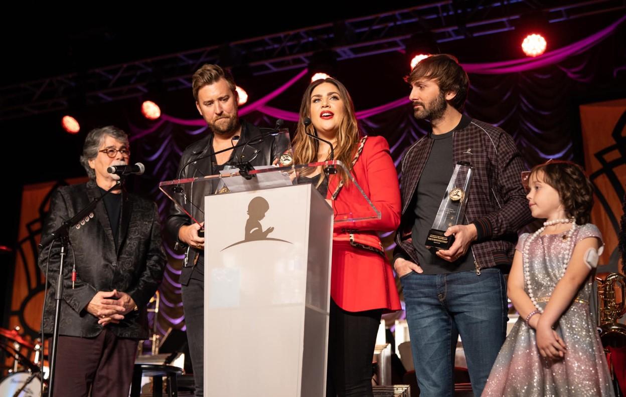 Angels Among Us Award