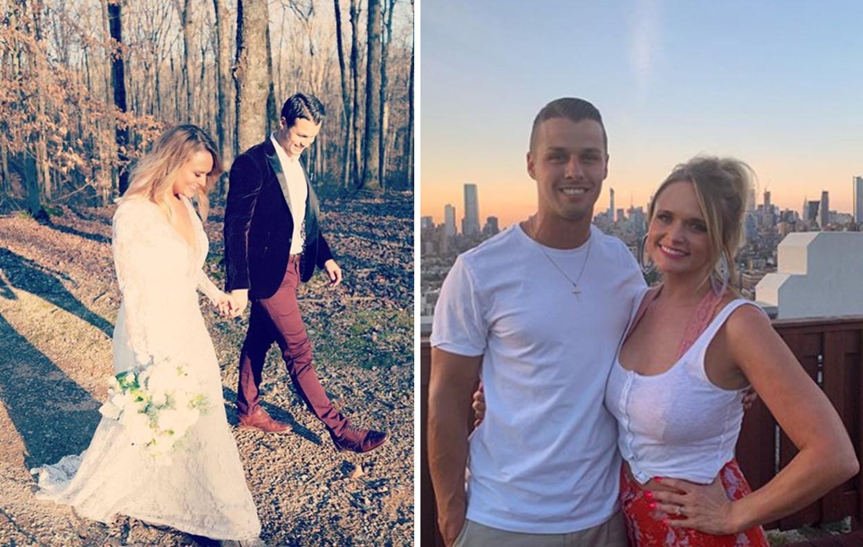 Miranda Lambert and husband