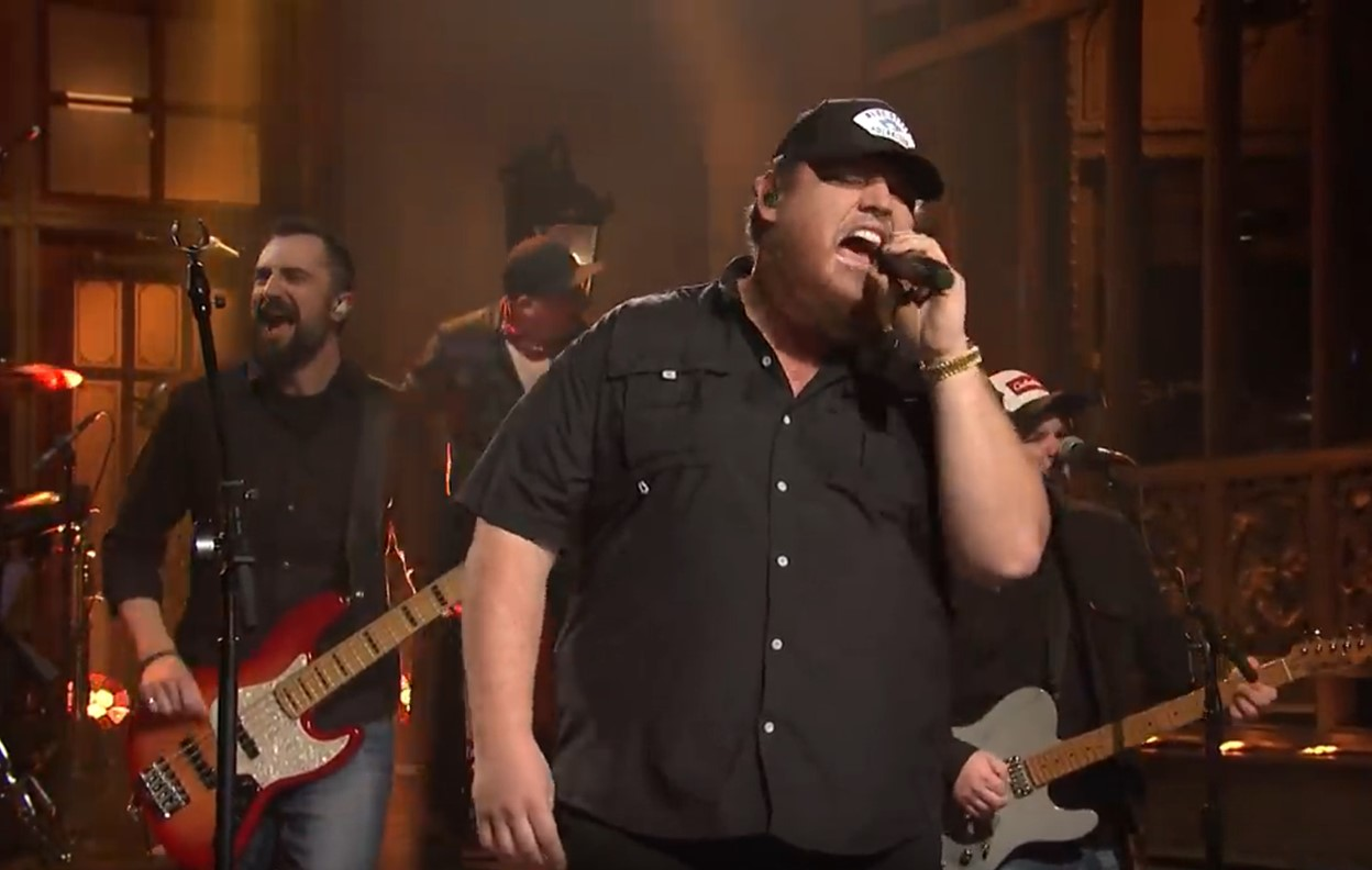 Luke Combs' Saturday Night Live