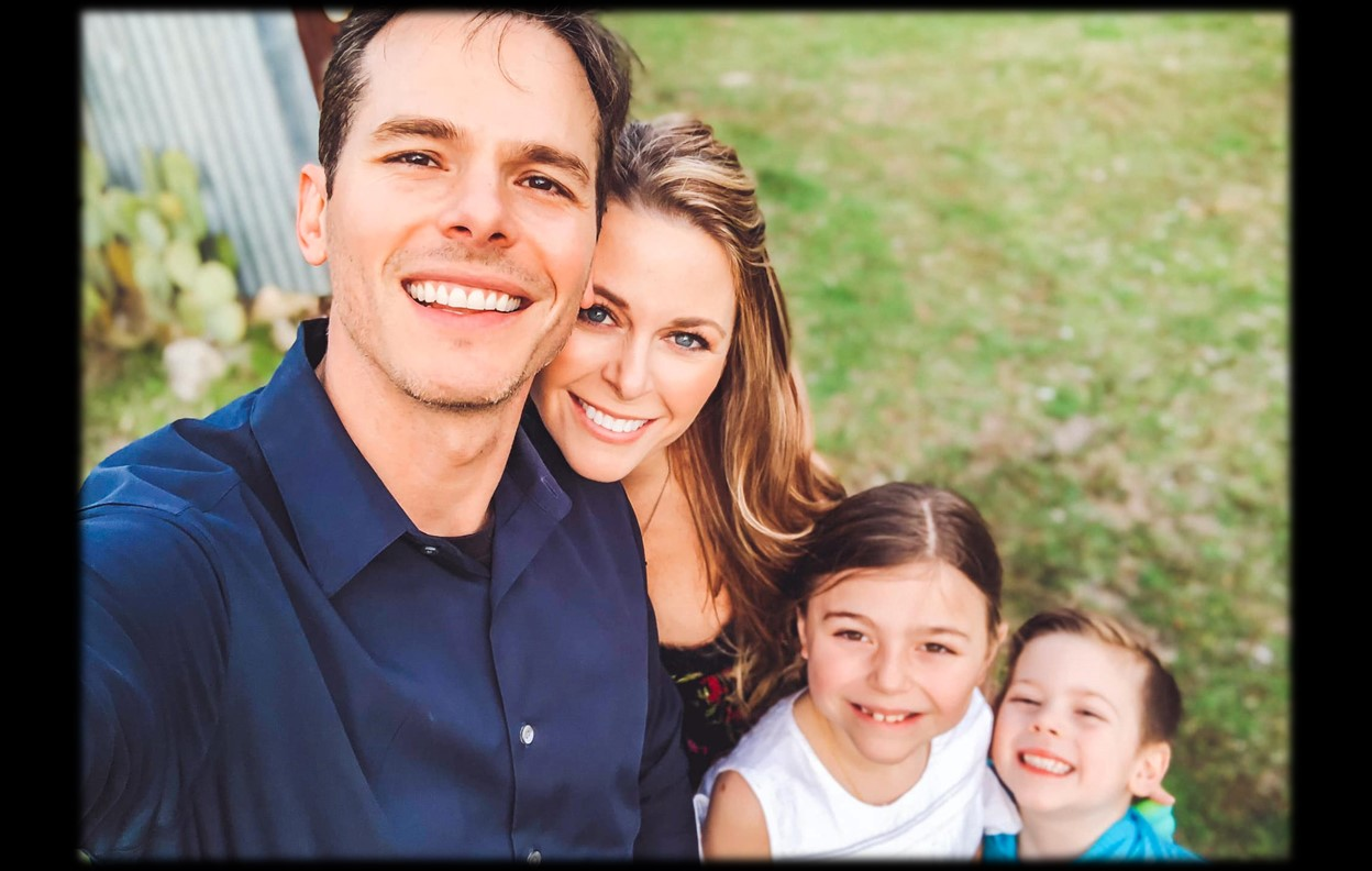 Granger Smith's Family