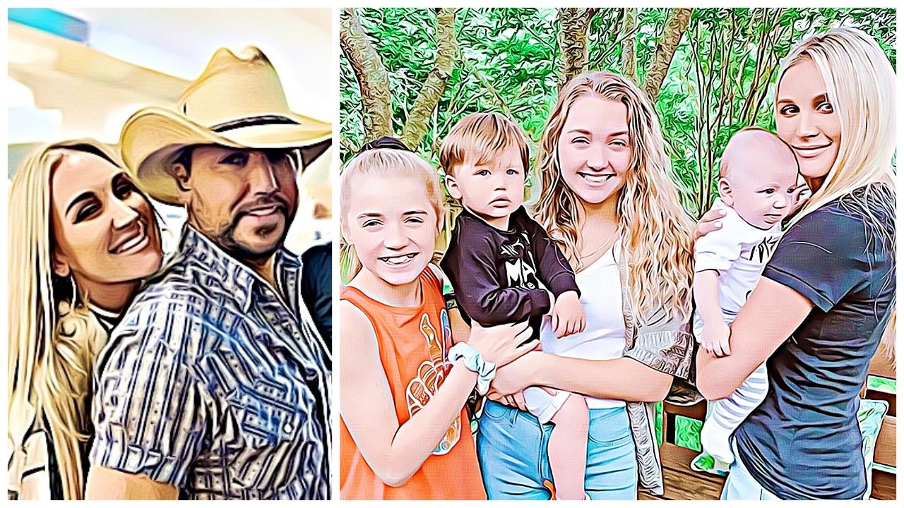 Jason Aldean's Family