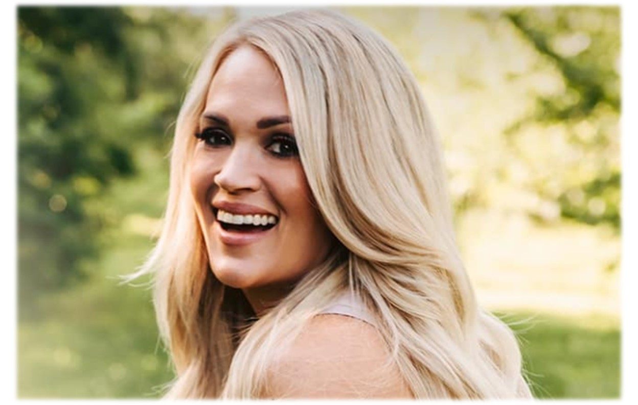 Carrie Underwood's book tour