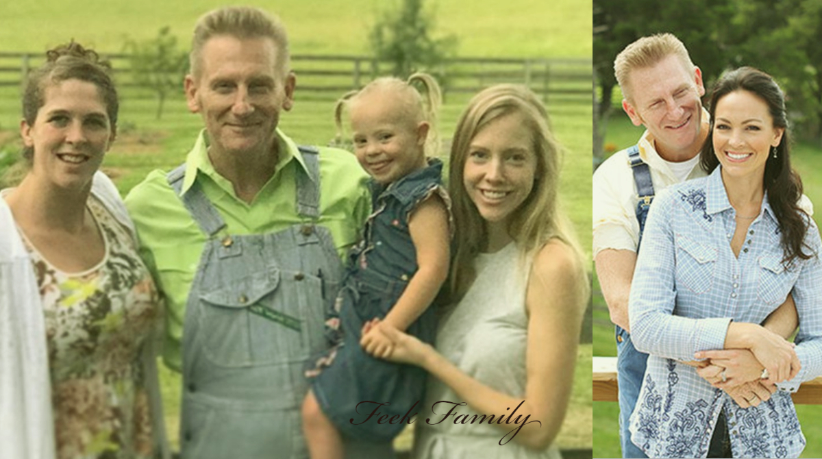 Joey and Rory Feek's family