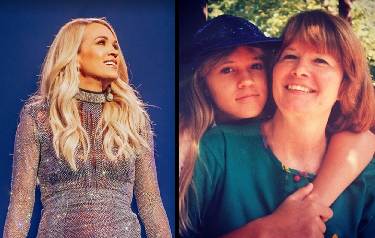 Enjoy These Snapshots From Carrie Underwood S Childhood Photos