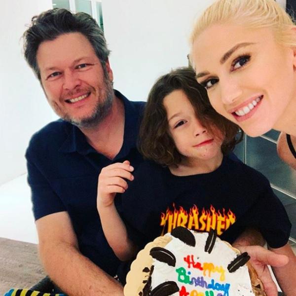 Gwen Stefani's son Apollo