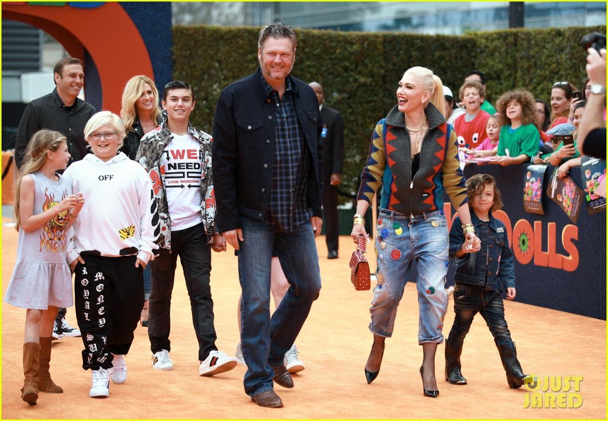 Gwen Stefani's sons