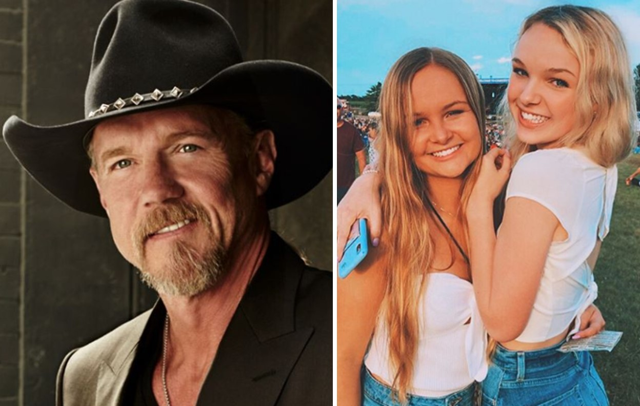 Trace Adkins' Daughters
