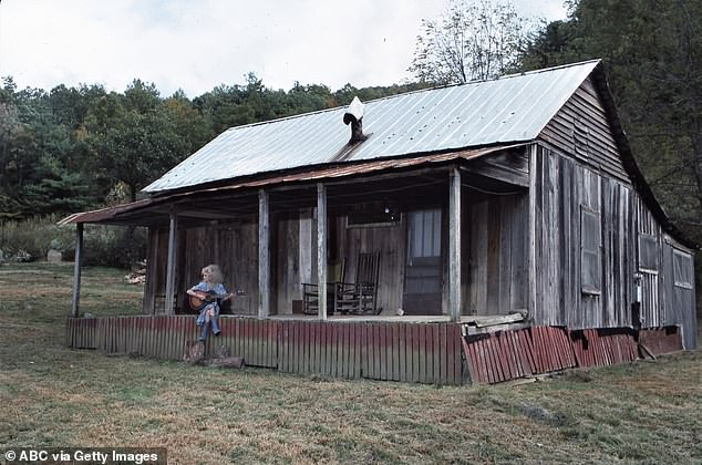 Dolly Parton's Childhood Home