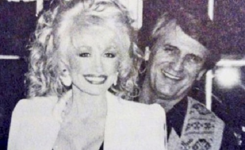 Dolly and Carl Dean