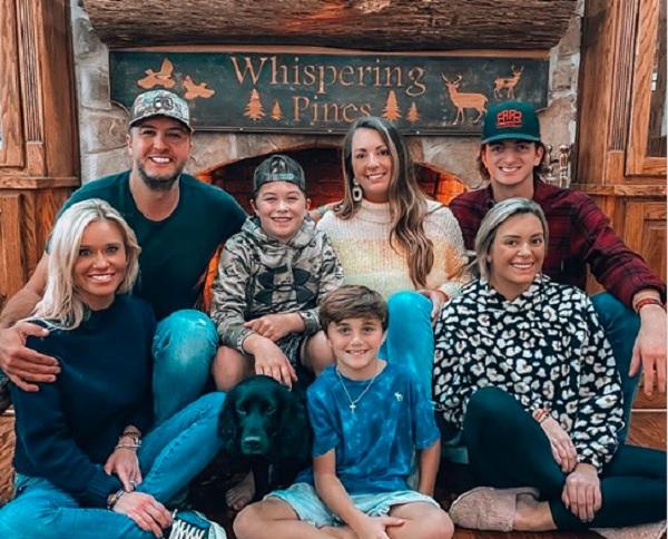 Luke Bryan's Family