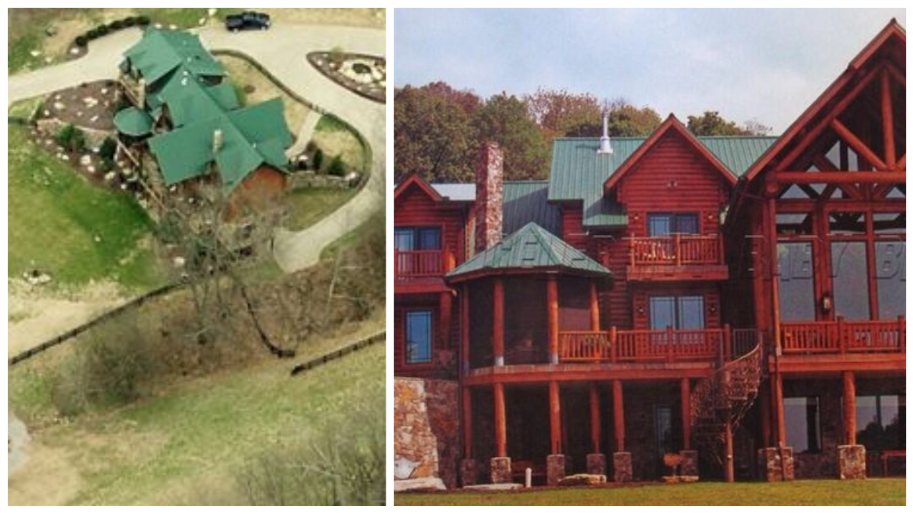 Brad Paisley's Home