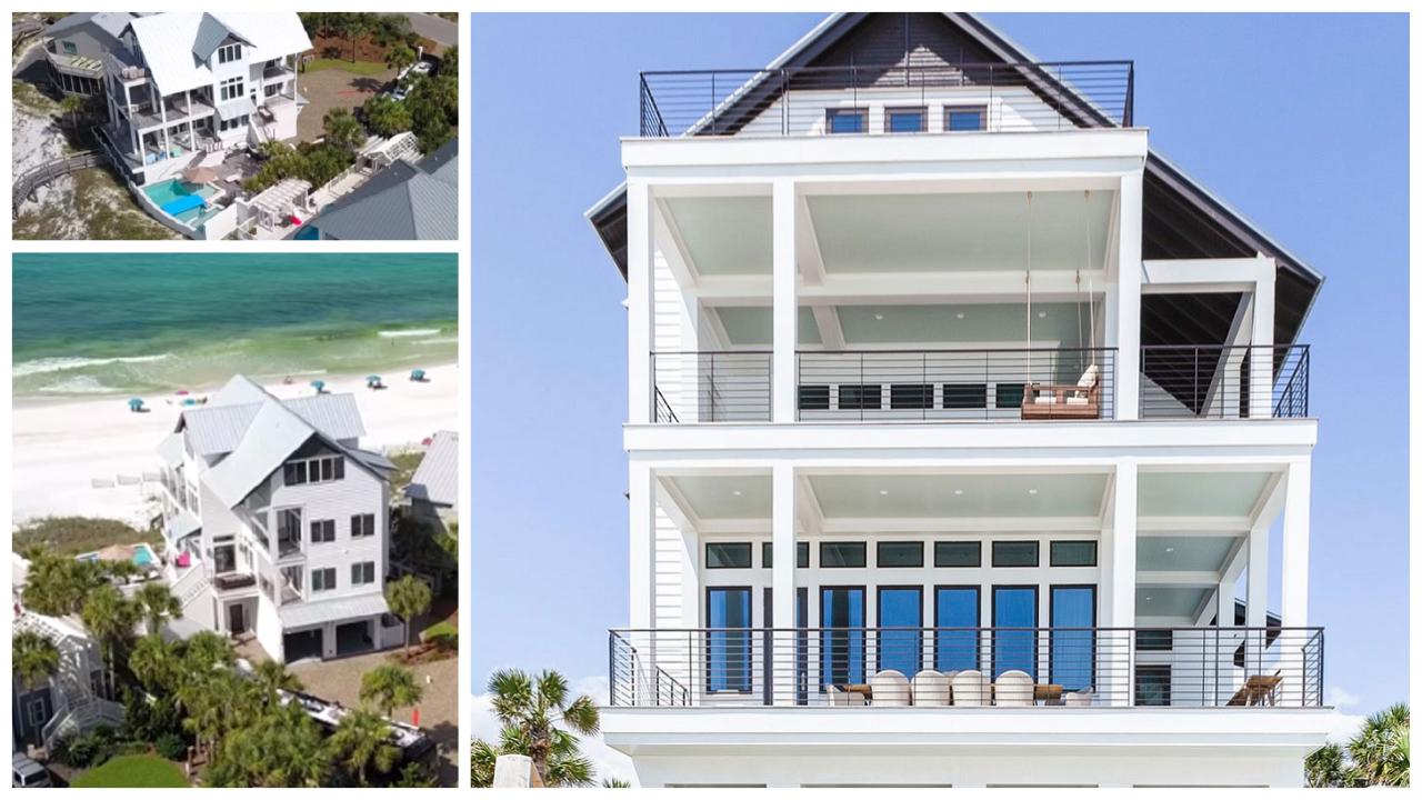 Luke Bryan Florida Beach House
