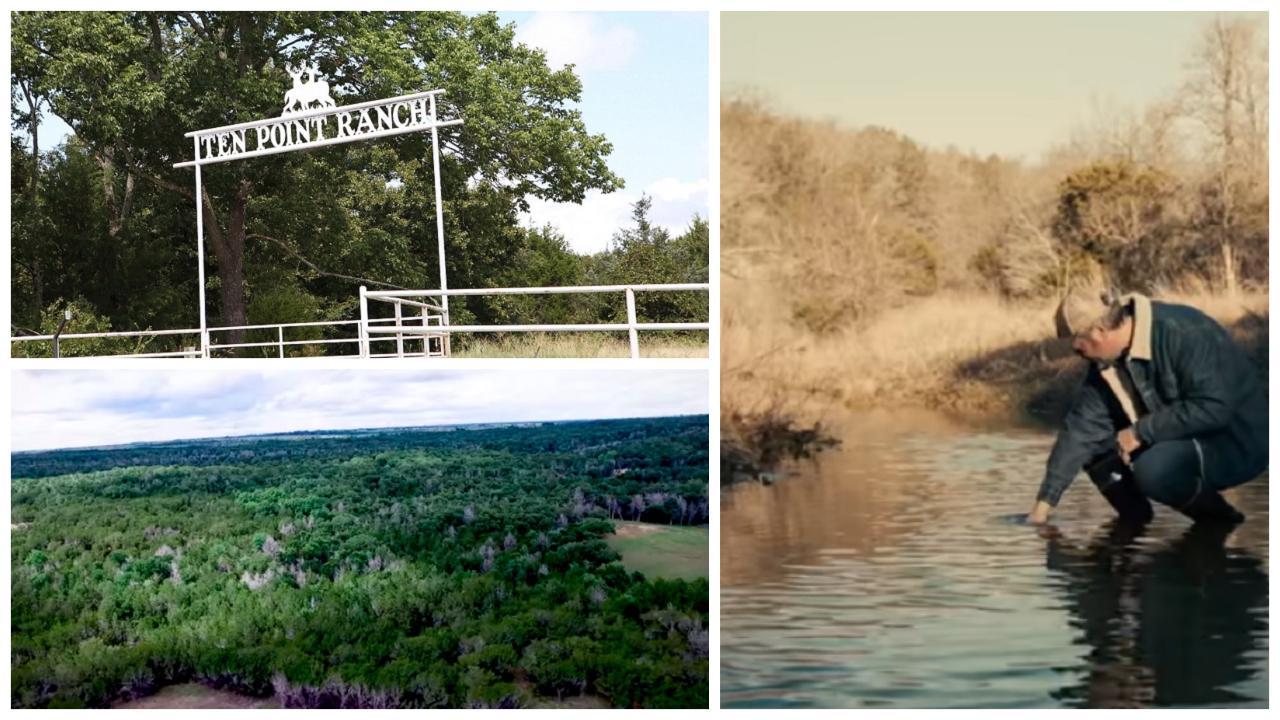 Blake Shelton's Ranch