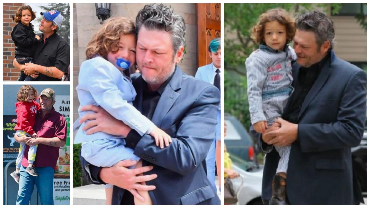 Blake and Apollo