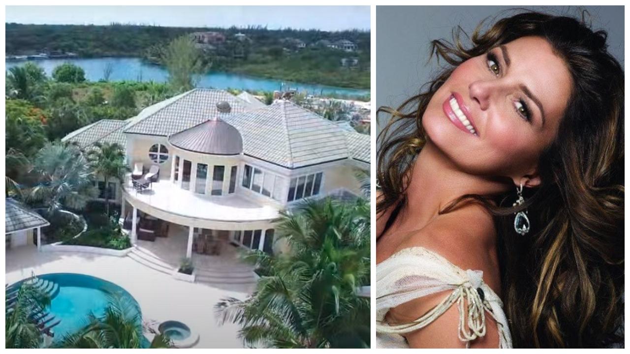 Shania Twain's Home
