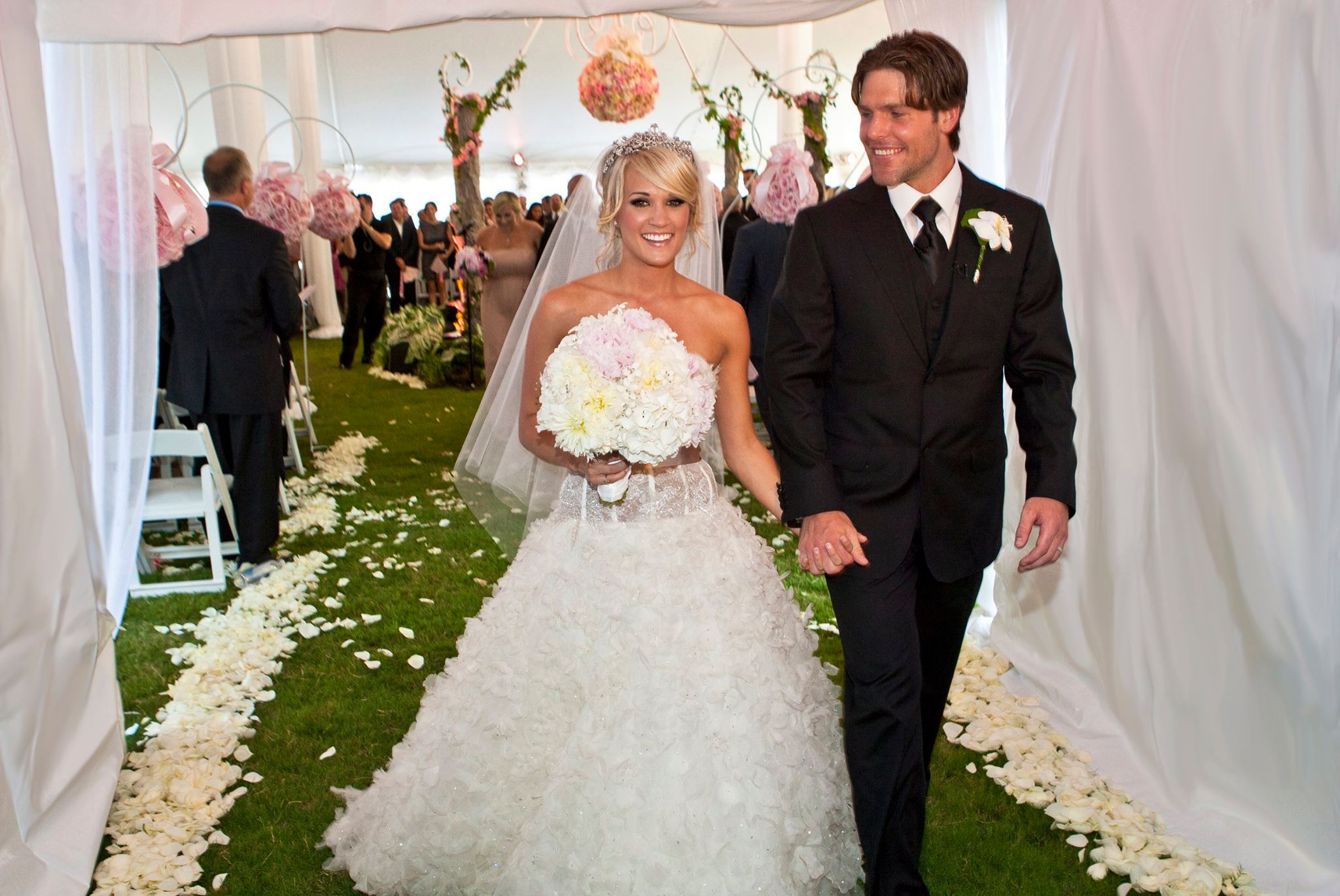 Carrie Underwood's Wedding