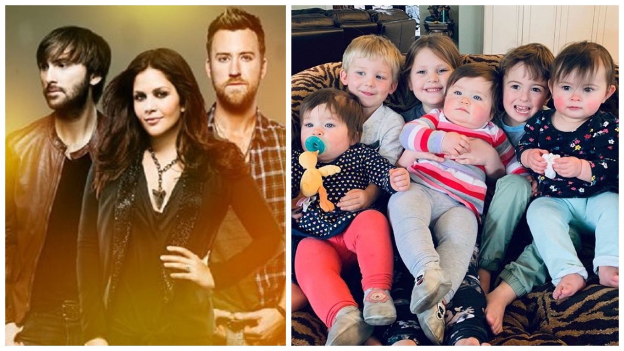 Lady Antebellum Family