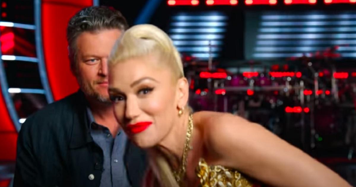 Blake Shelton and Gwen Stefani Fight