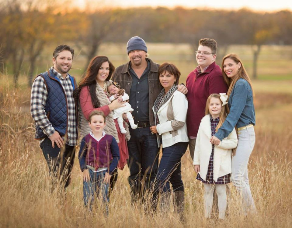 Toby Keith's Family