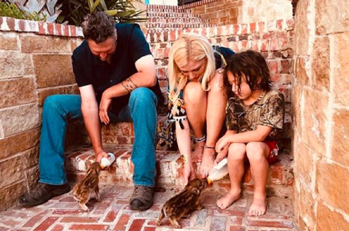 Gwen Stefanii Mother's Day
