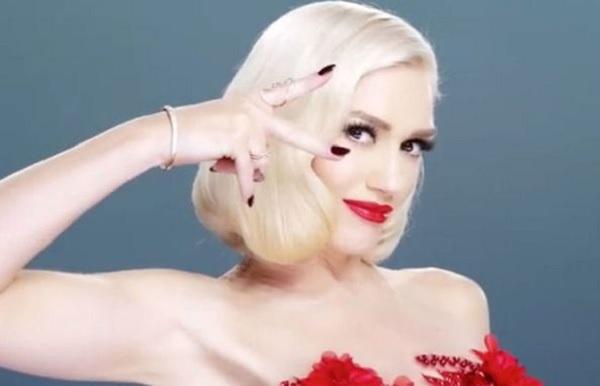 Gwen Stefani Revlon Red