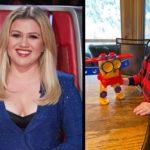 Kelly Clarkson's Son