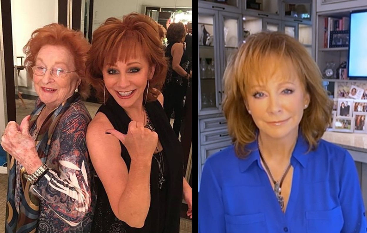 Reba McEntire's TODAY Interview