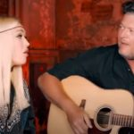 Blake Shelton and Gwen Stefani Duet