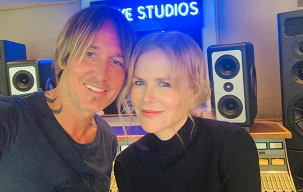 Nicole Kidman's Ankle