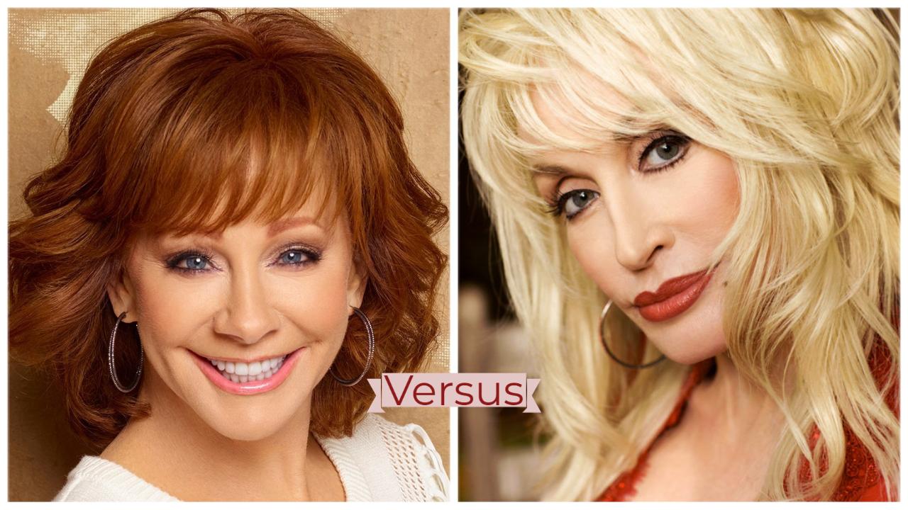 Reba McEntire versus Dolly Parton