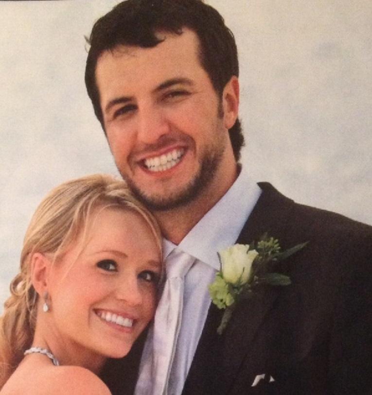 Luke Bryan Wedding