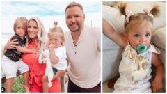 Jason Aldean's Baby Girl