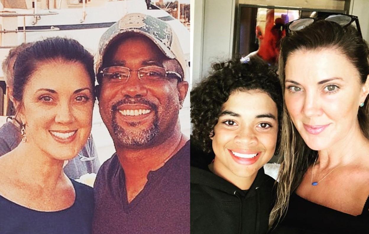 Darius Rucker's Wife