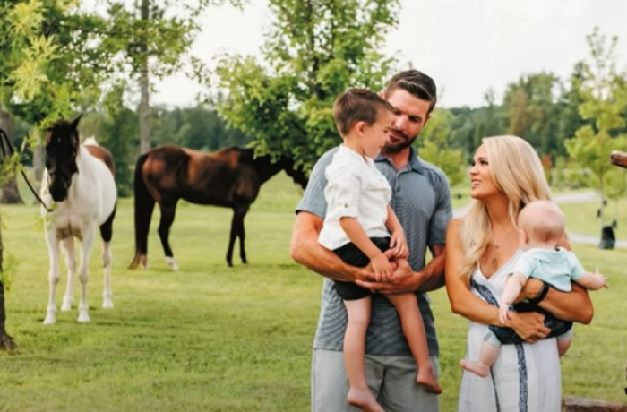 Carrie Underwood's Family