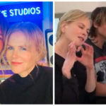 Keith Urban and Nicole Kidman Singing