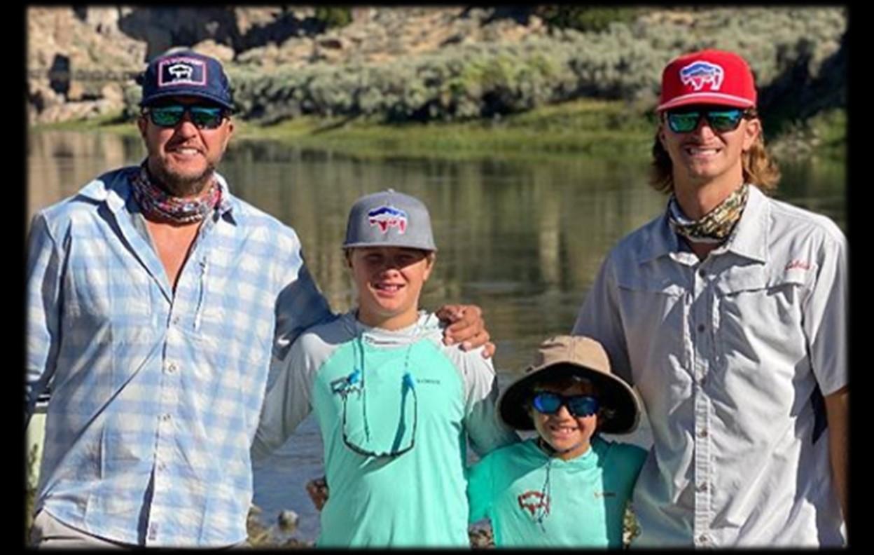 Luke Bryan's Fishing