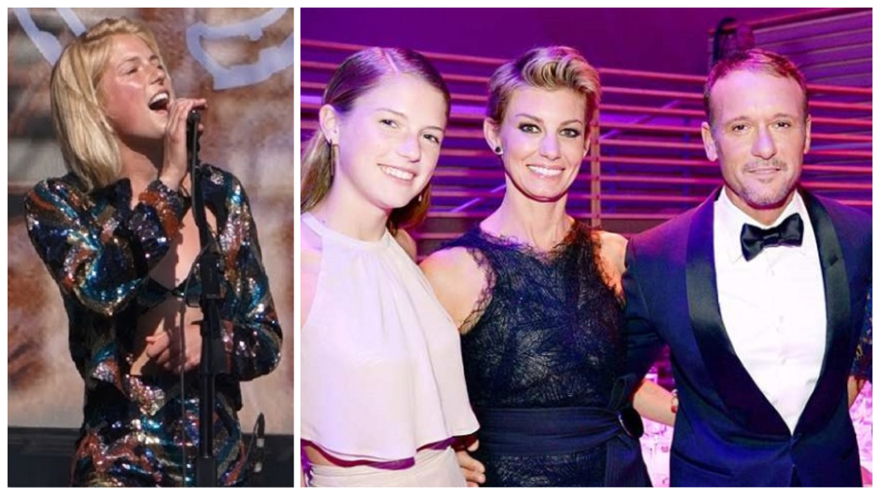 Tim McGraw and Faith Hill's Middle Daughter