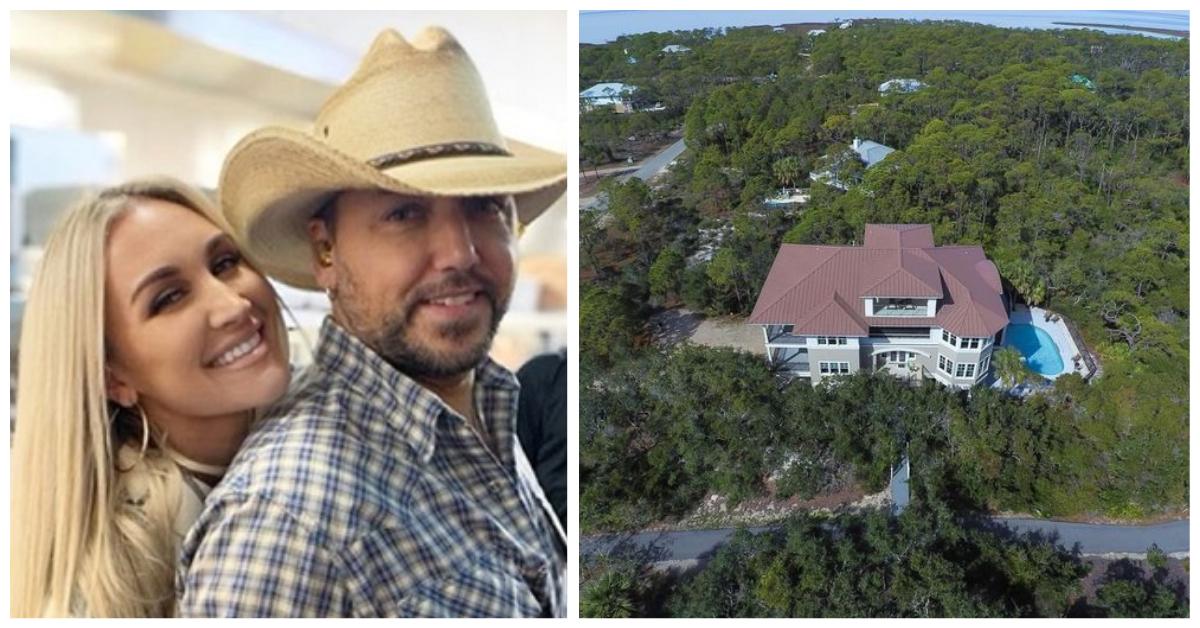 Jason Aldean Selling a Florida Beach Home