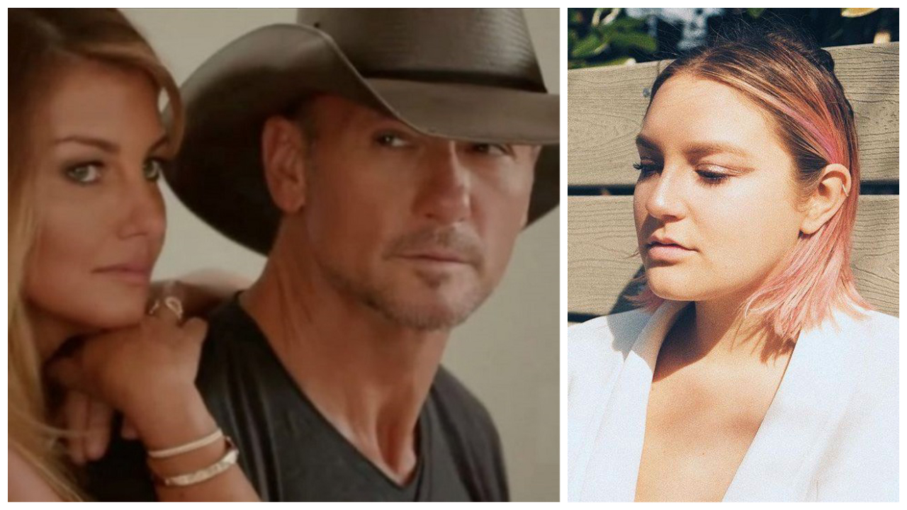 Tim McGraw and Faith Hill's Oldest Daughter