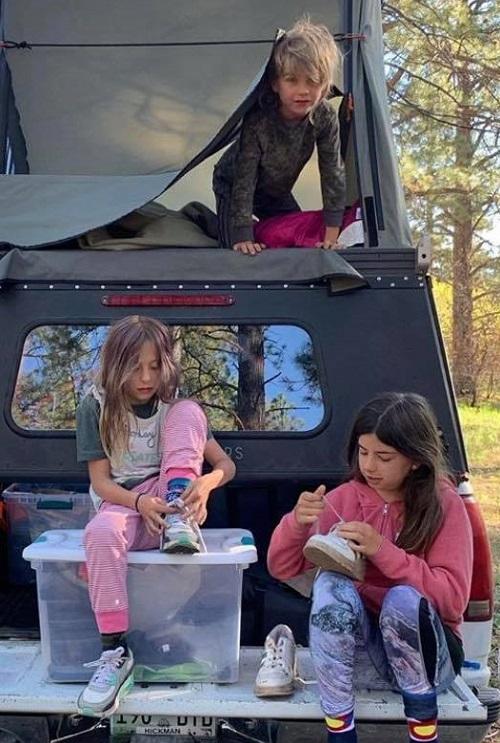 Dierks Bentley's Kids