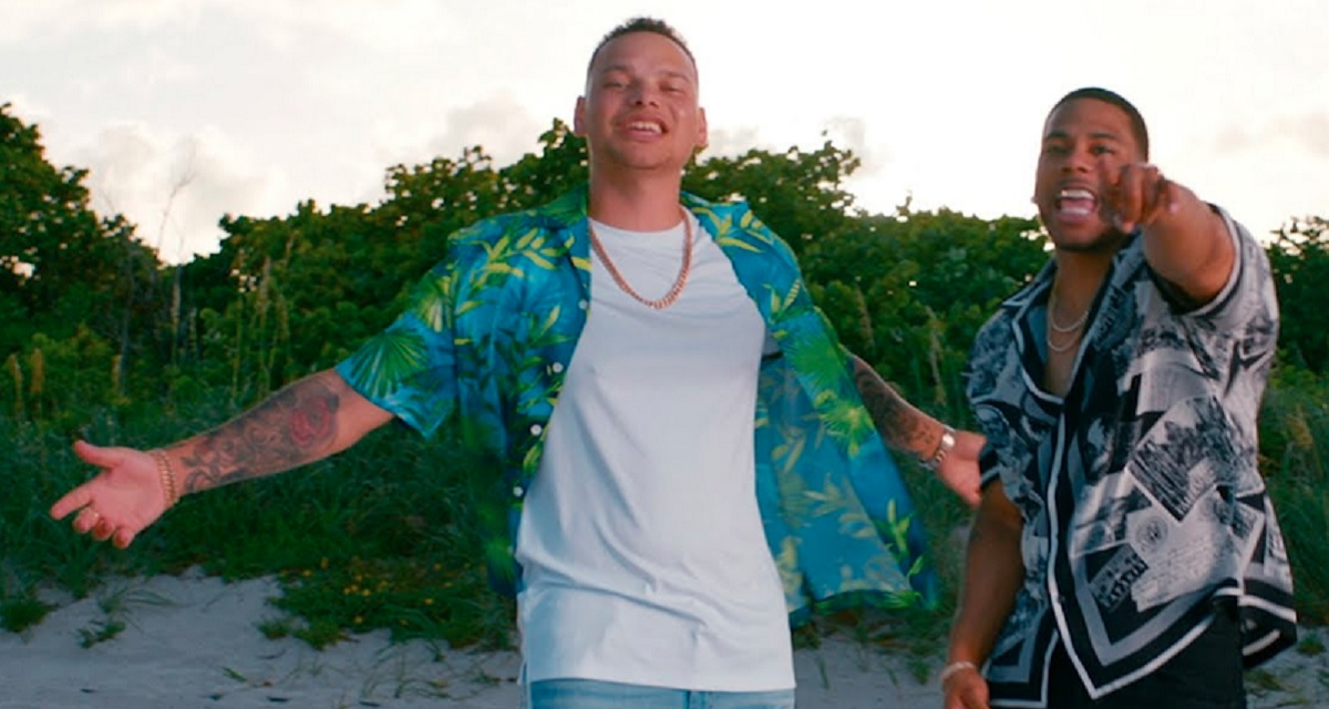 Kane Brown Cool Again ft Nelly