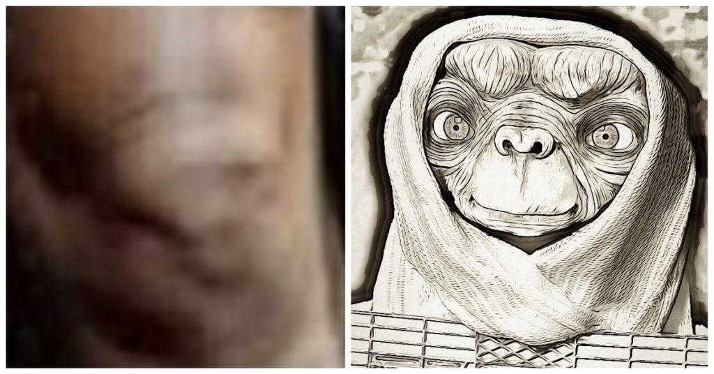 Carrie Underwood versus E.T.