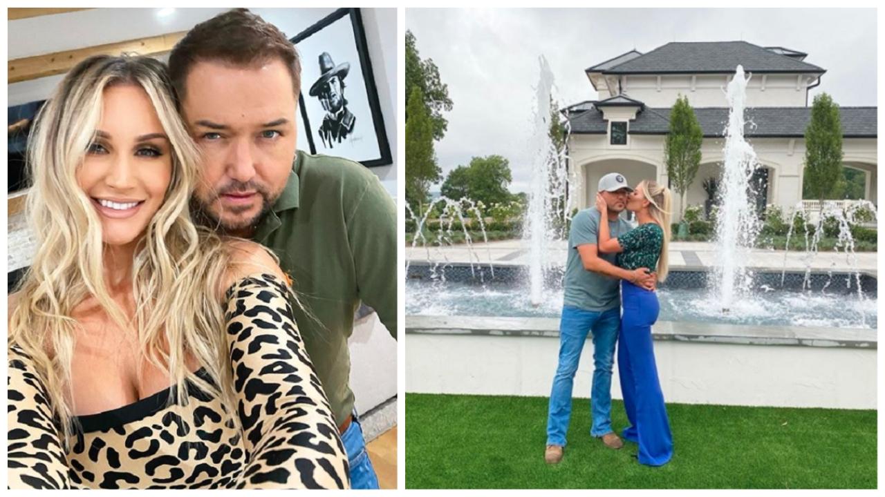 Jason Aldean's New Mansion