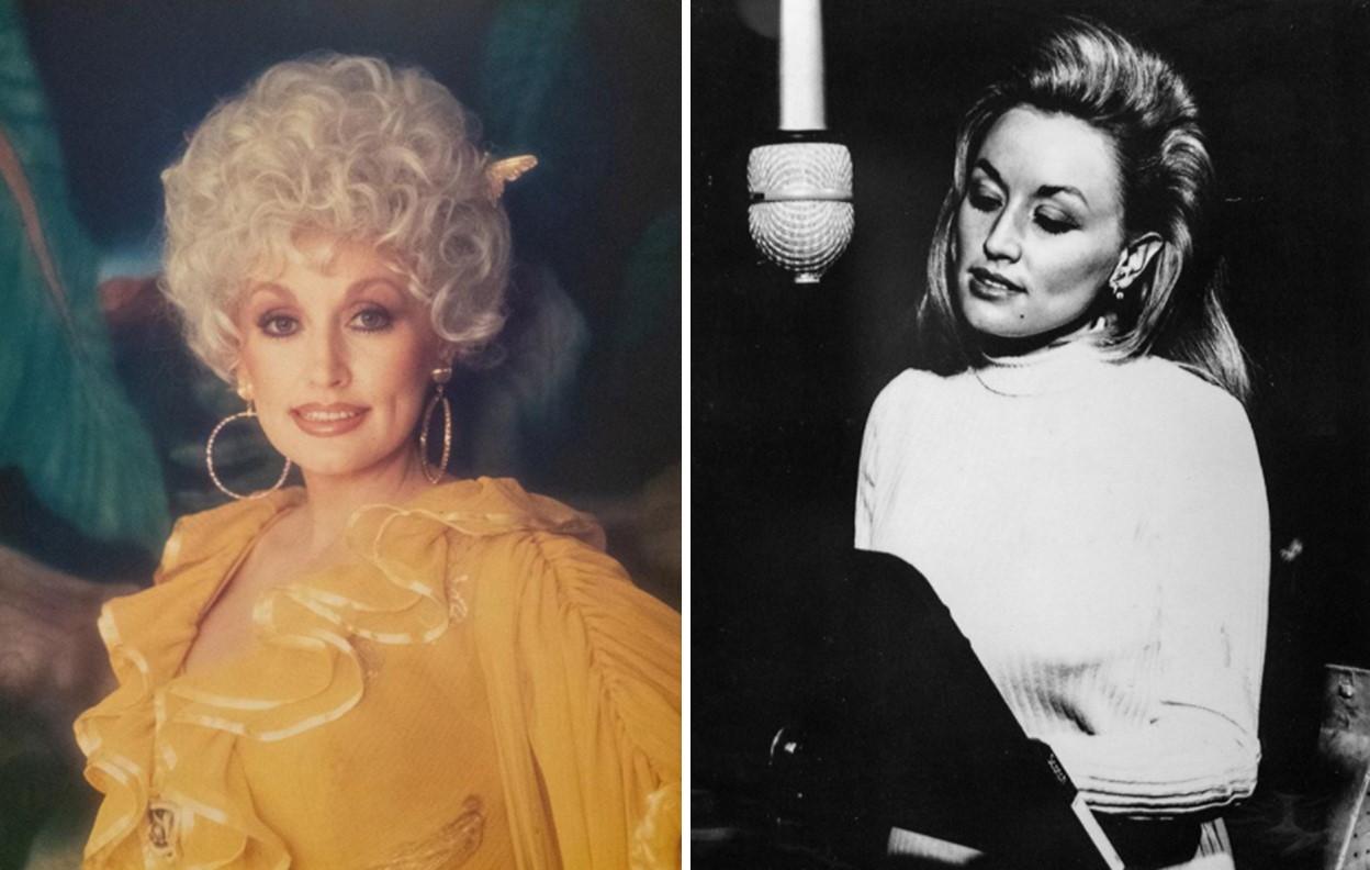 Dolly Parton's beauty